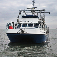 Refurbishment of our survey vessel