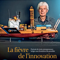 La fièvre de l'innovation, published in L'Echo on May 16, 2015